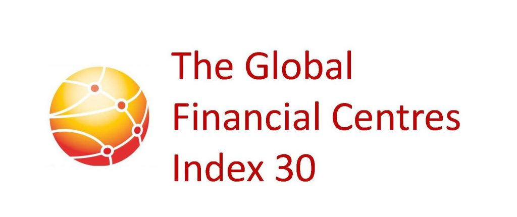 GFCI 30全球金融中心指數